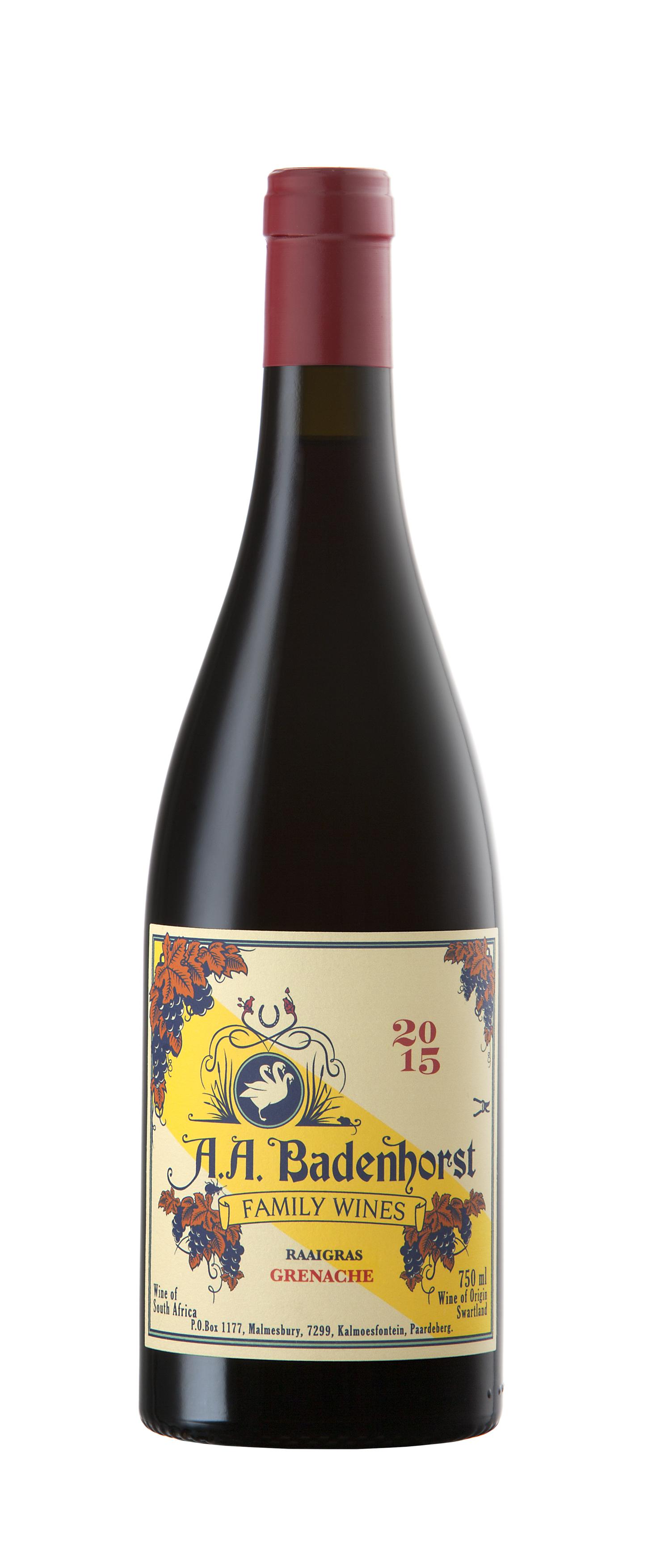 picture Swartland Winerys 2014 Chenin Blanc