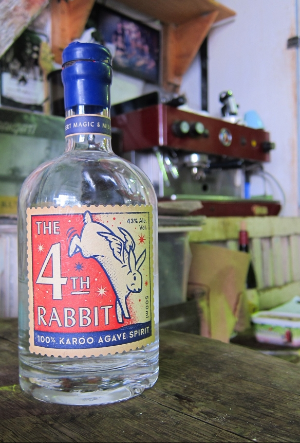 The 4th Rabbit Mezcal